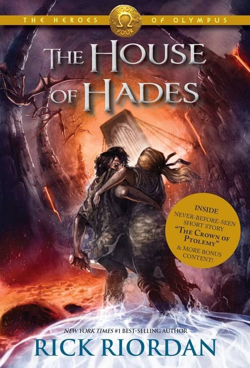 Disney-Hyperion Heroes of Olympus 04 The House of Hades (Percy Jackson)
