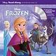 Disney-Hyperion Disney Princess: Frozen Read-Along (Storybook with CD)