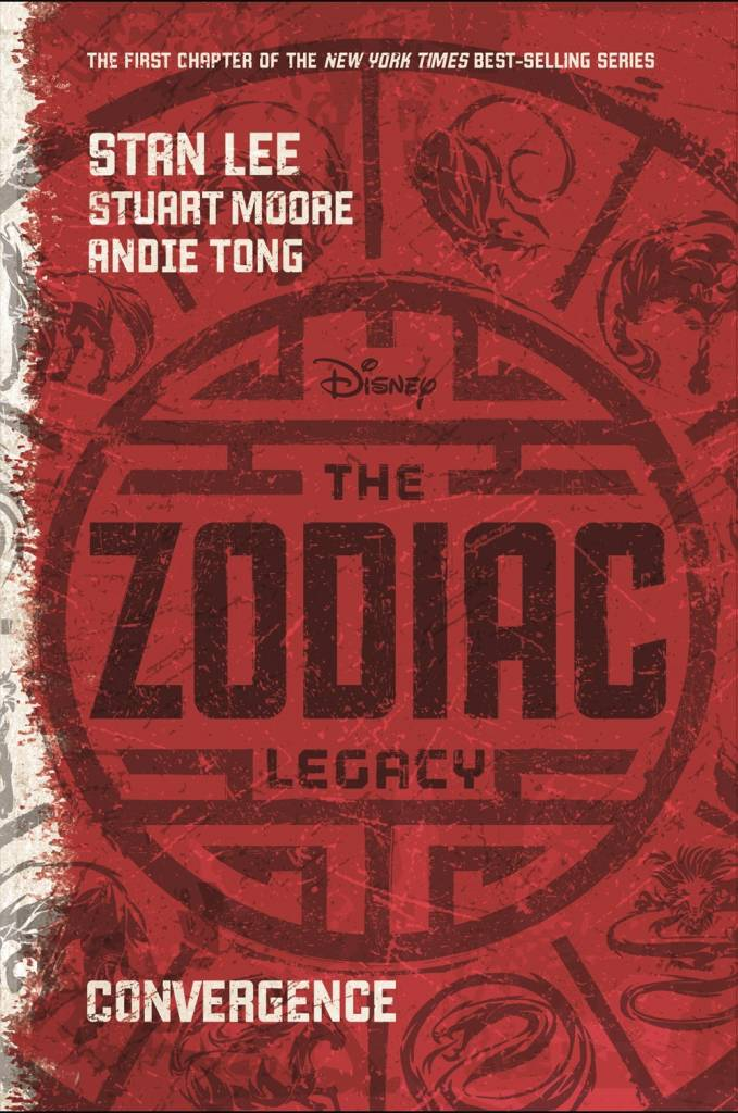 Disney-Hyperion The Zodiac Legacy 01 Convergence