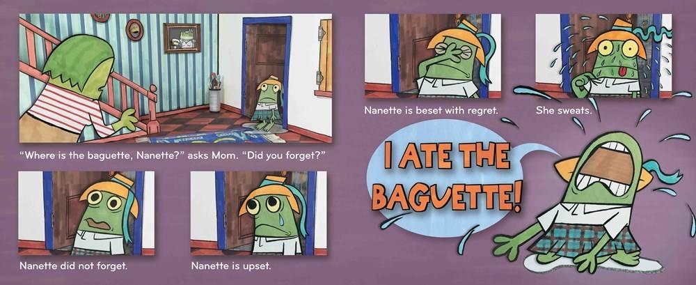 Disney-Hyperion Nanette's Baguette
