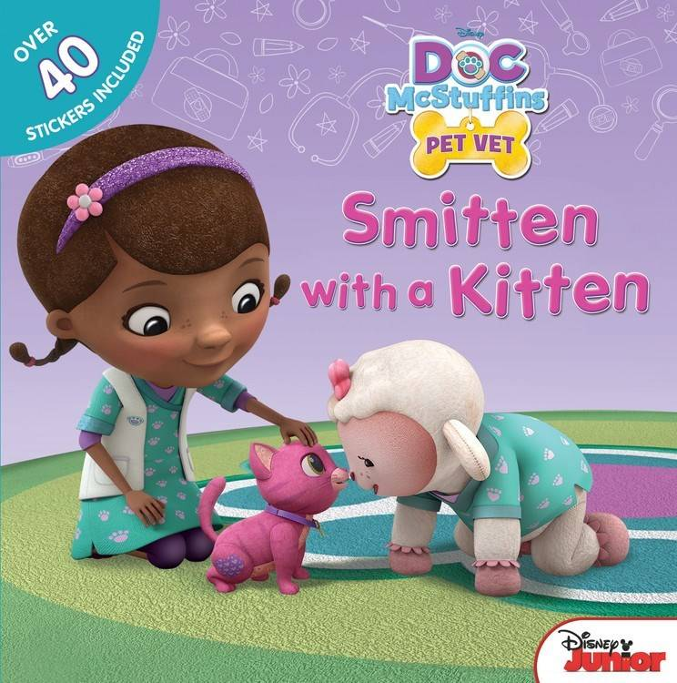 Disney-Hyperion Disney Doc McStuffins: Smitten With A Kitten