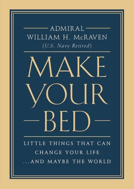 Grand Central Publishing Make Your Bed: Little Things that Can...