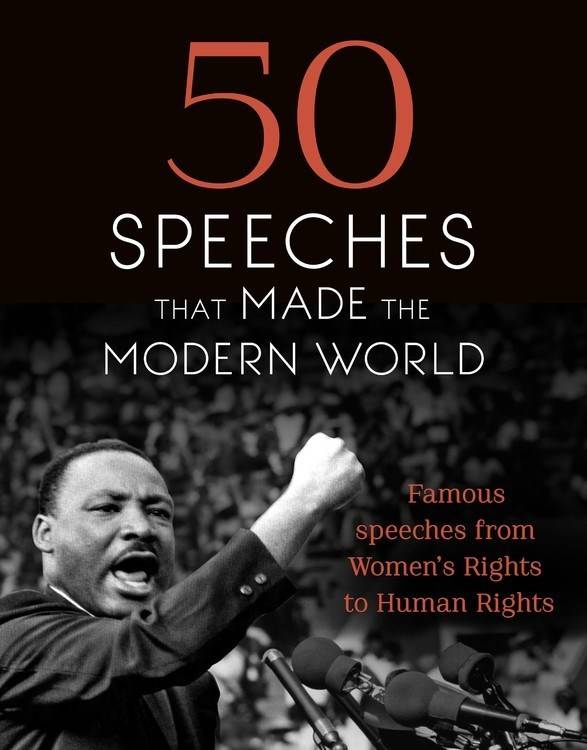 Chambers 50 Speeches That Made the Modern World