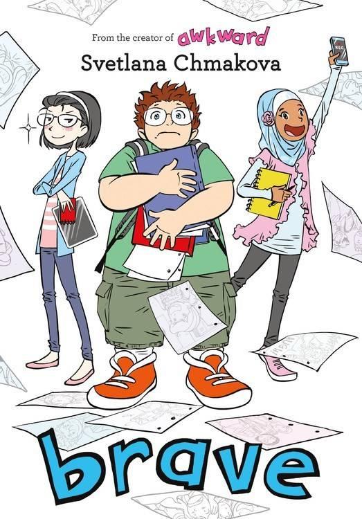 Yen Press Berrybrook Middle School 02 Brave