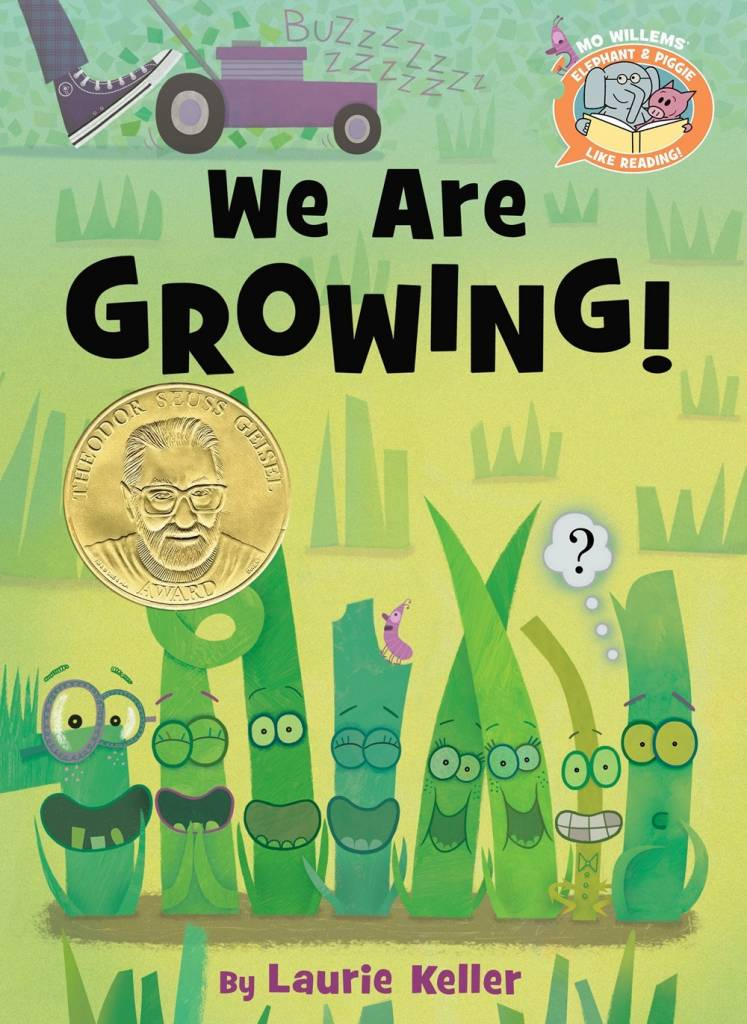 Disney-Hyperion Elephant & Piggie Bookclub: We are Growing!