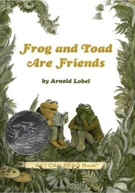 Harper Collins Children's Books Frog and Toad 01 Are Friends (I Can Read!, Lvl 2)