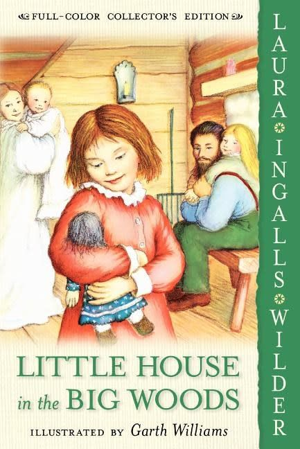 HarperCollins Little House 01 In the Big Woods