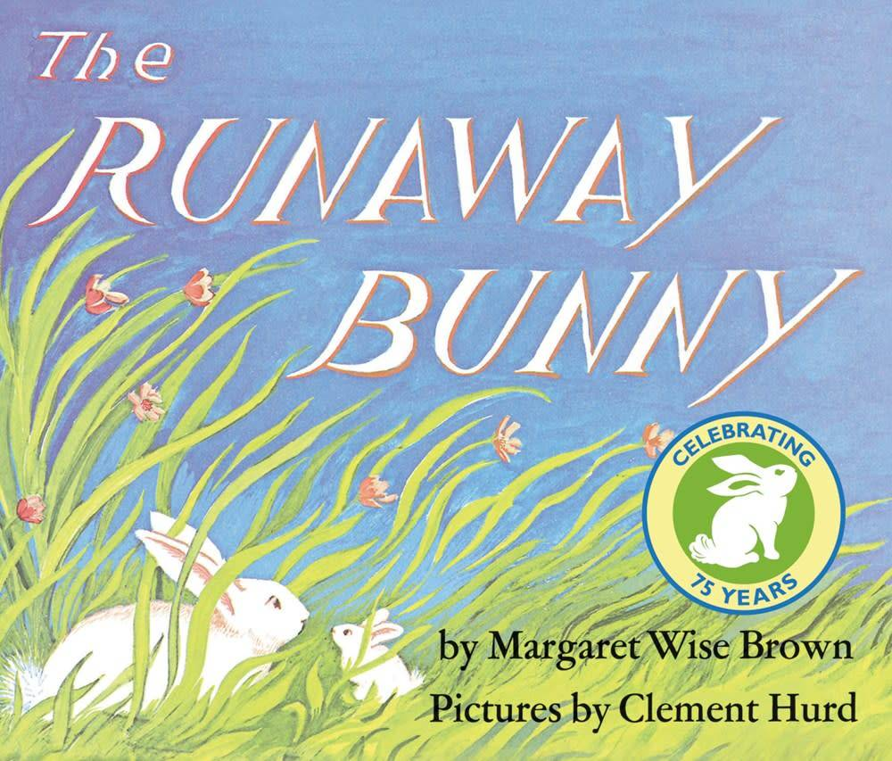 Harper Runaway Bunny (Small Board Book)