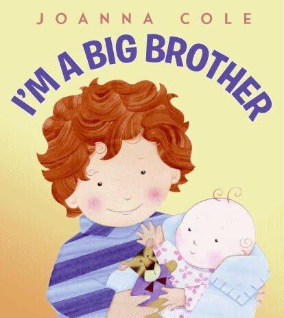 Harper I'm a Big Brother