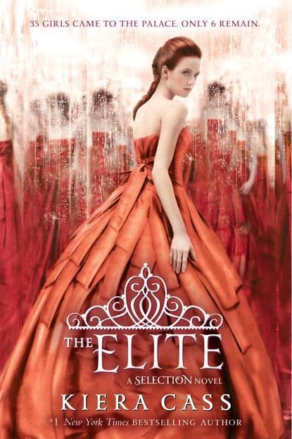 Golden Books The Selection 02 The Elite