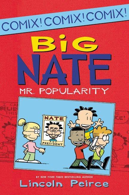 Harper Big Nate: Mr. Popularity