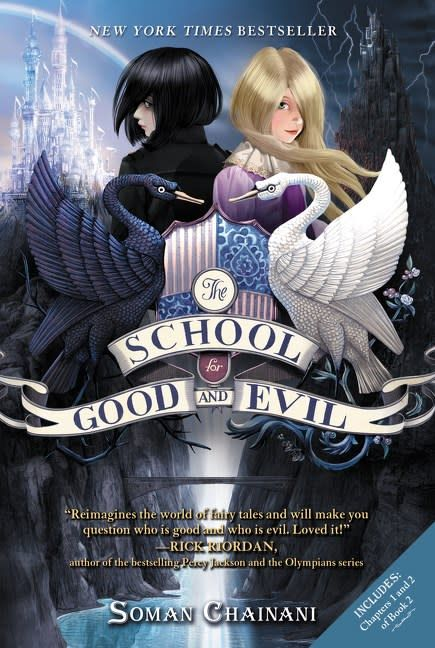 Harper The School for Good and Evil 01