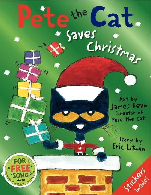 Harper Pete the Cat: Saves Christmas