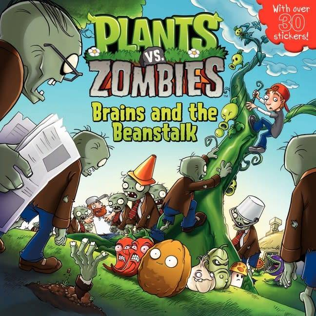 HarperFestival Plants vs. Zombies: Brains and the Beanstalk