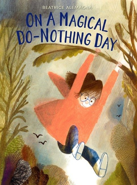 HarperCollins On a Magical Do-Nothing Day