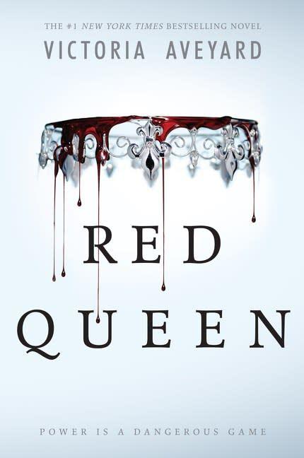 HarperTeen Red Queen 01
