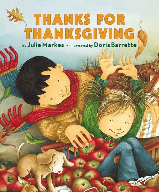 HarperFestival Thanks for Thanksgiving (Board Book)