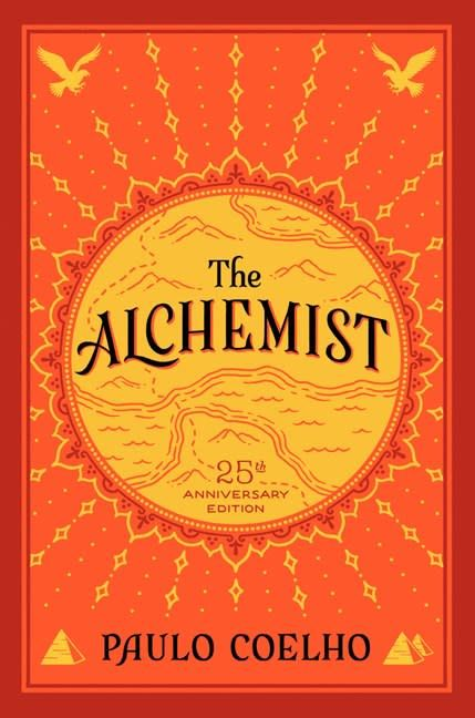 HarperOne The Alchemist (25th Anniversary Ed.)