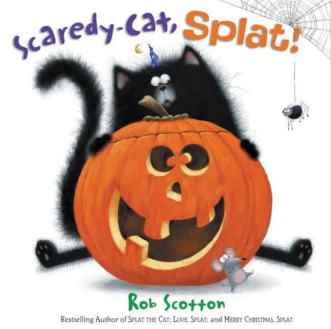 Harper Scaredy-Cat, Splat!