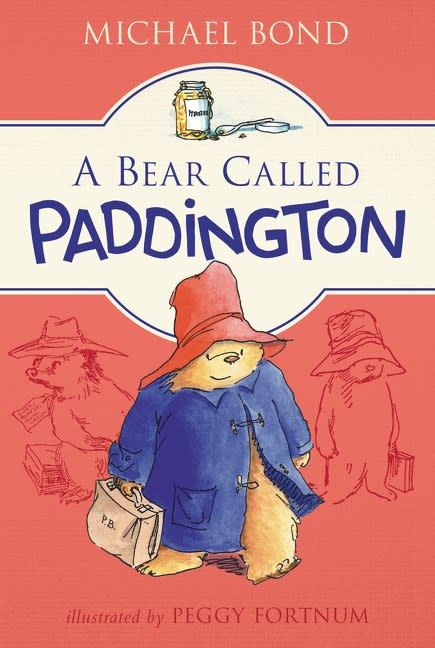 Harper Paddington 01 A Bear Called Paddington