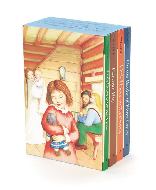 Little House Boxed Set (#1-4)