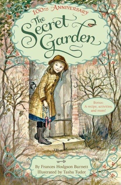 Harper The Secret Garden (100th Anniversary Ed.)