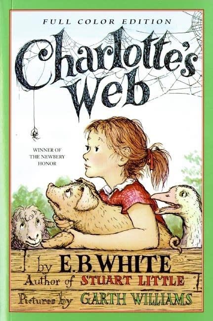 Harper Charlotte's Web (Special Color Ed.)