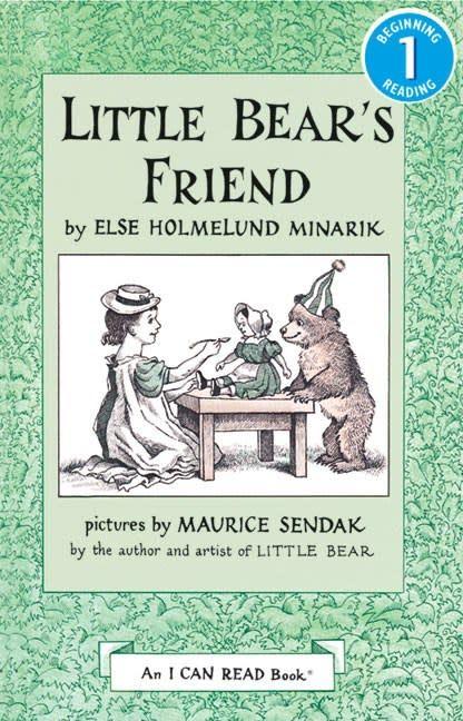 Little Bear: Little Bear's Friend (I Can Read!, Lvl 1)