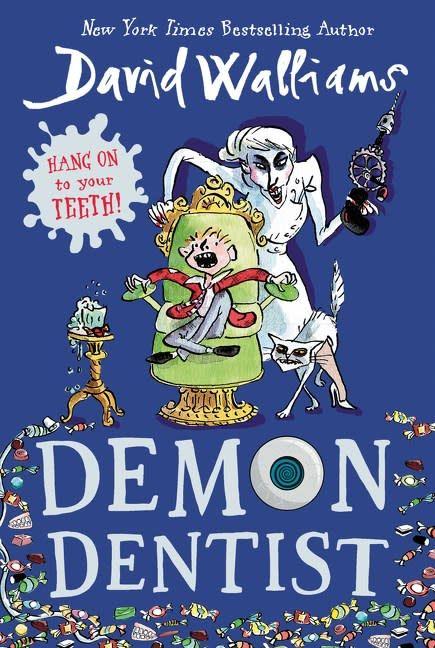 HarperCollins Demon Dentist