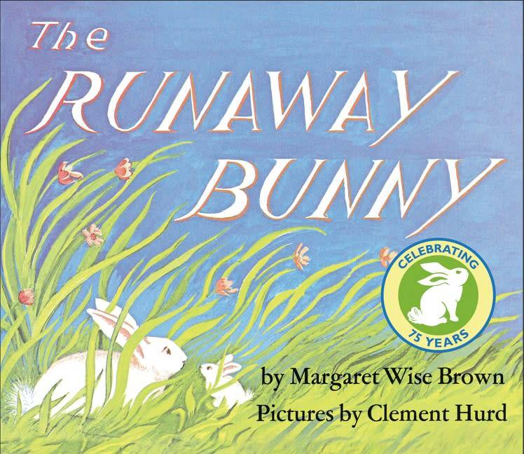 HarperFestival Runaway Bunny (Padded Board Book)
