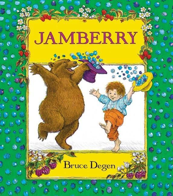HarperFestival Jamberry (Padded Board Book)