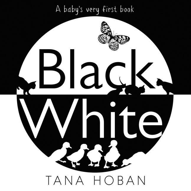 Greenwillow Books Black White