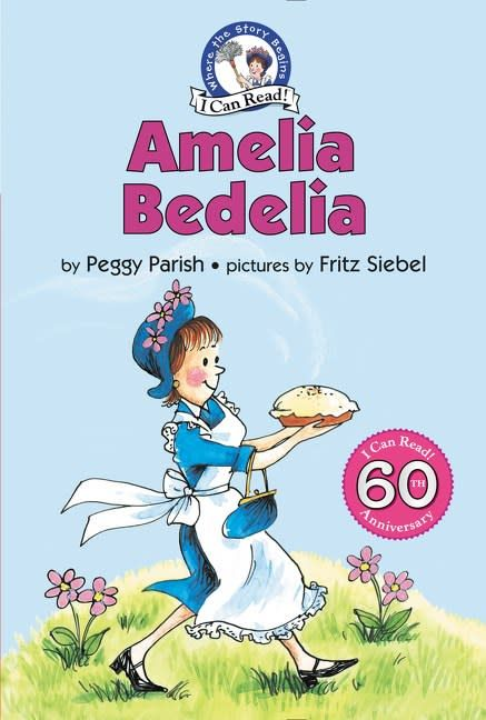 Greenwillow Books Amelia Bedelia 01 (I Can Read!, Lvl 2)