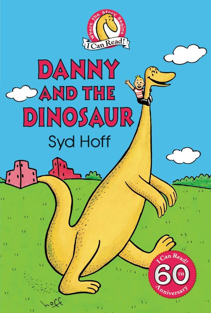 HarperCollins Danny and the Dinosaur 01 (I Can Read!, Lvl 1)