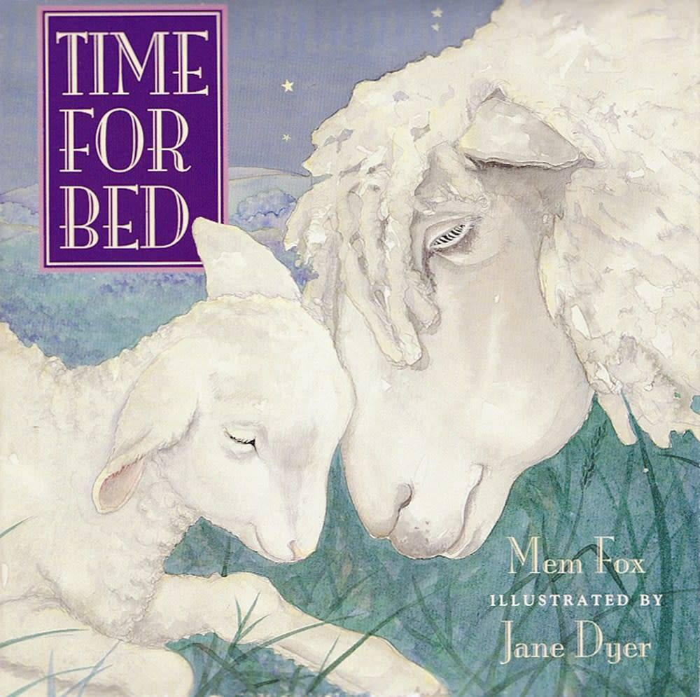 Houghton Mifflin Harcourt Time for Bed (Small Board Book)