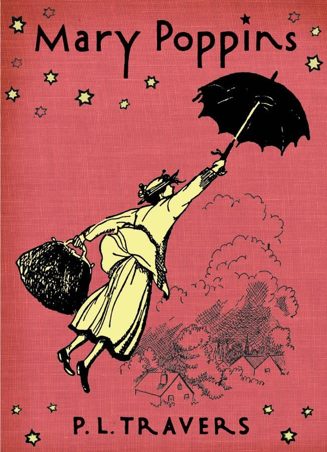Houghton Mifflin Harcourt Mary Poppins 01