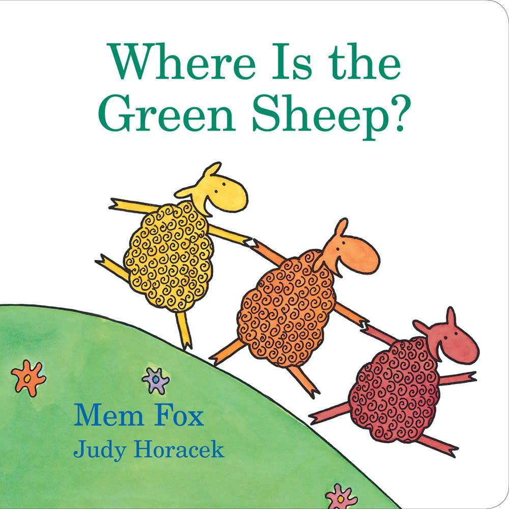 Houghton Mifflin Harcourt Where is the Green Sheep?