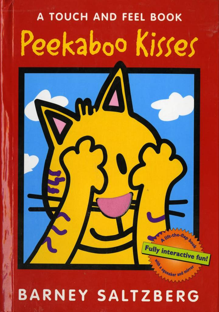 Houghton Mifflin Harcourt Peekaboo Kisses
