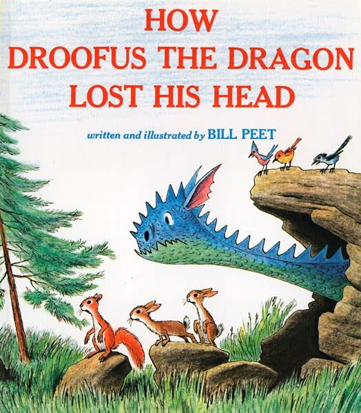 Houghton Mifflin Harcourt How Droofus Lost His Head