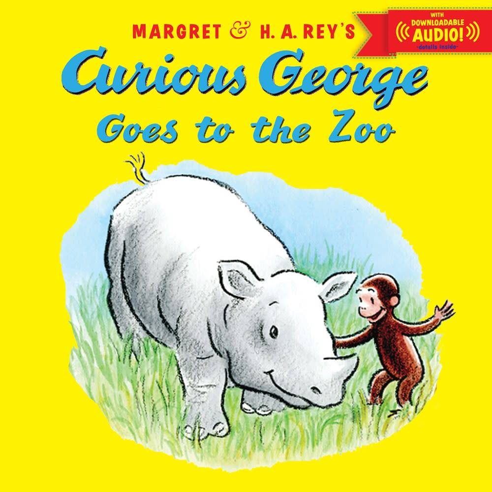 Houghton Mifflin Harcourt Curious George: Goes to the Zoo