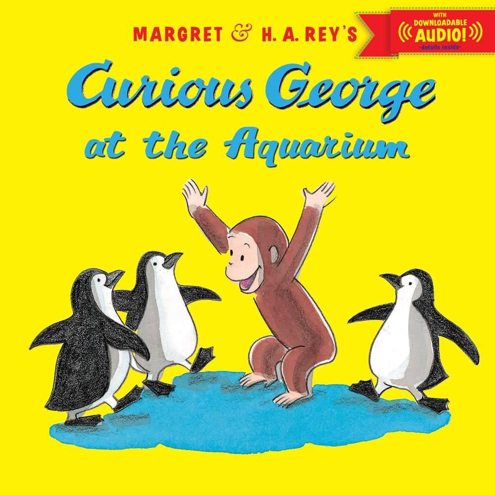 Curious George: At the Aquarium