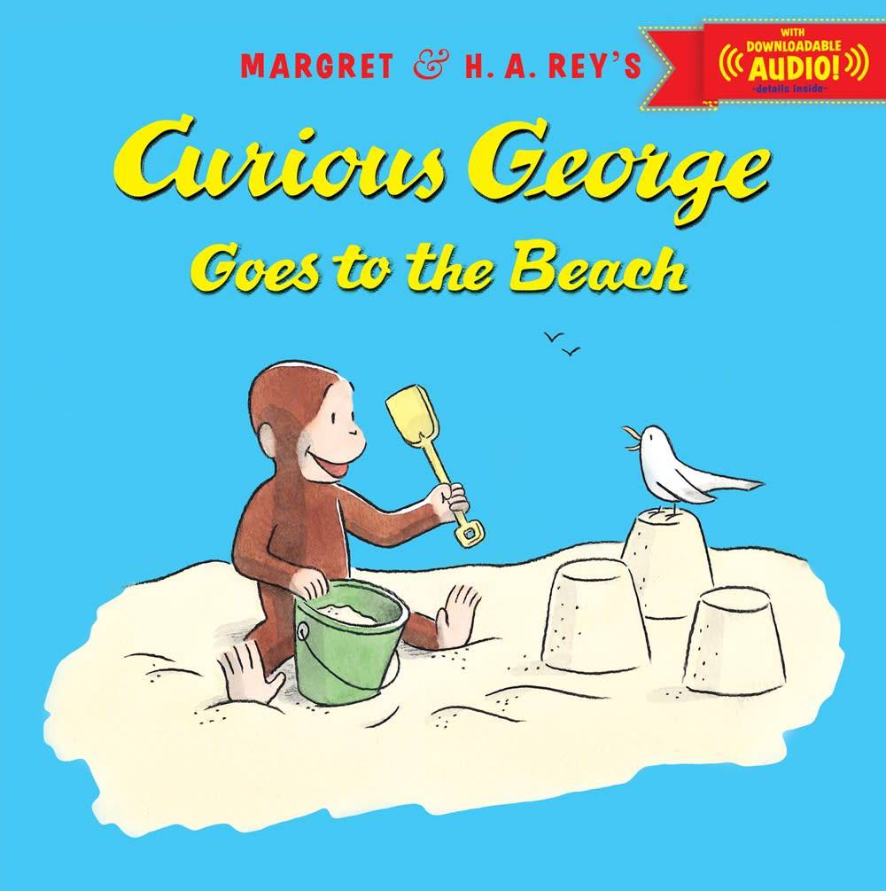 Houghton Mifflin Harcourt Curious George: Goes to the Beach