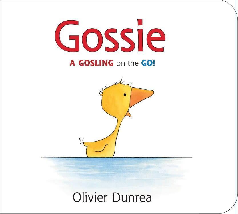 Houghton Mifflin Harcourt Gossie and Friends 01 Gossie (Padded Board Book)