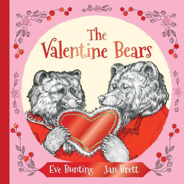 Houghton Mifflin Harcourt Valentine Bears Gift Edition