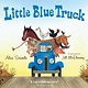 Houghton Mifflin Harcourt Little Blue Truck 01 (Small Board Book)