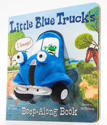 Houghton Mifflin Harcourt Little Blue Truck's Beep-Along Book