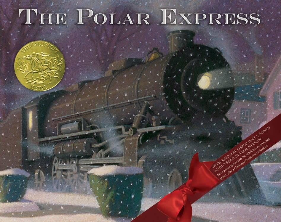 Houghton Mifflin Harcourt The Polar Express (30th Anniversary Ed.)