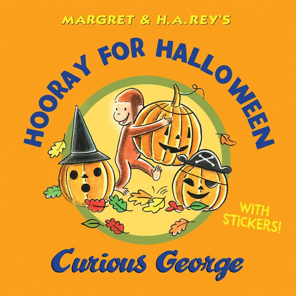 HMH Books for Young Readers Curious George: Hooray for Halloween