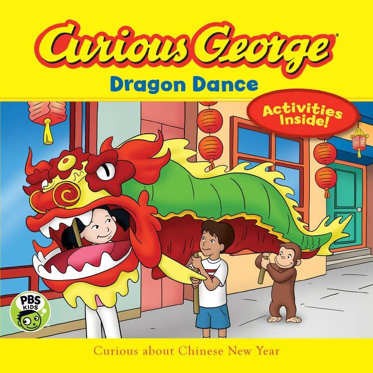 Curious George: Dragon Dance