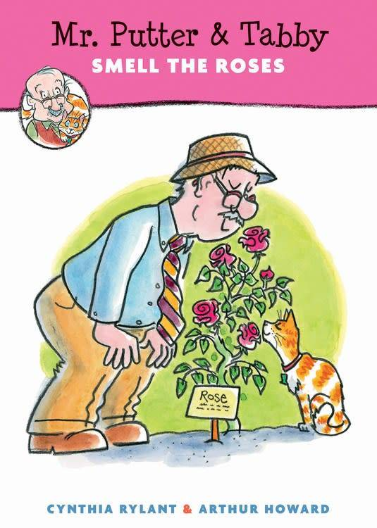 Houghton Mifflin Harcourt Mr. Putter & Tabby: Smell the Roses (Early Reader)